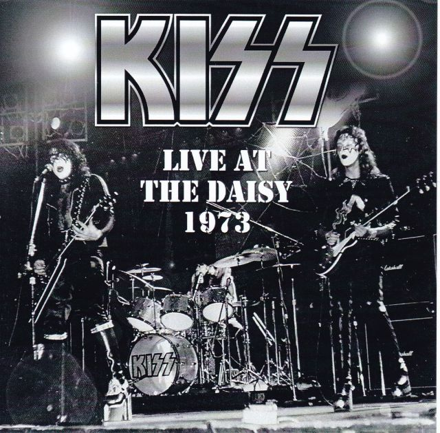 Kiss Live At The Daisy 1973 1cdr Giginjapan