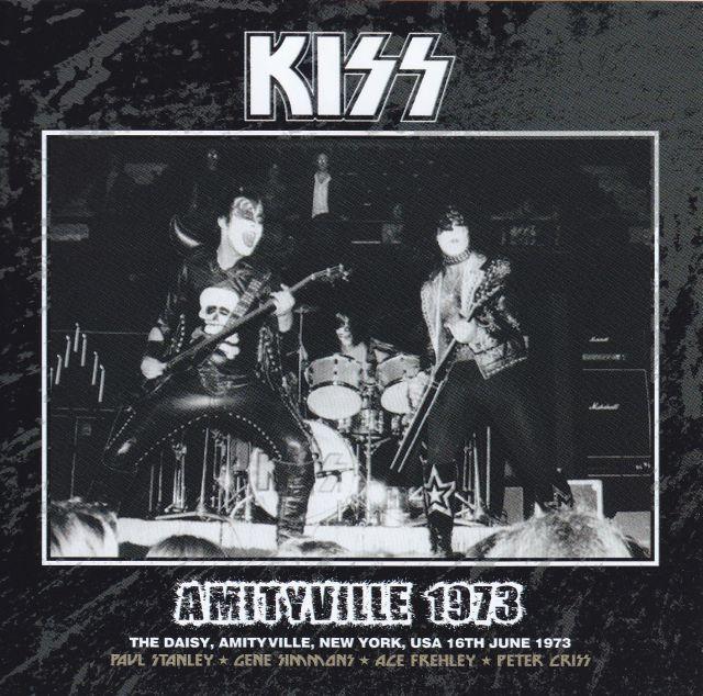 Kiss Amityville 1973 1cd Giginjapan
