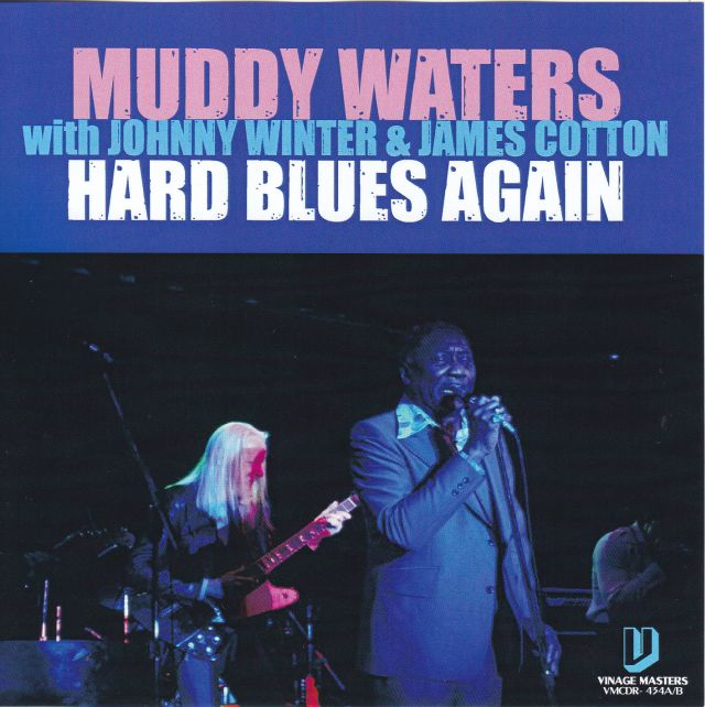 Muddy Waters Hard Blues Again 2cdr Giginjapan