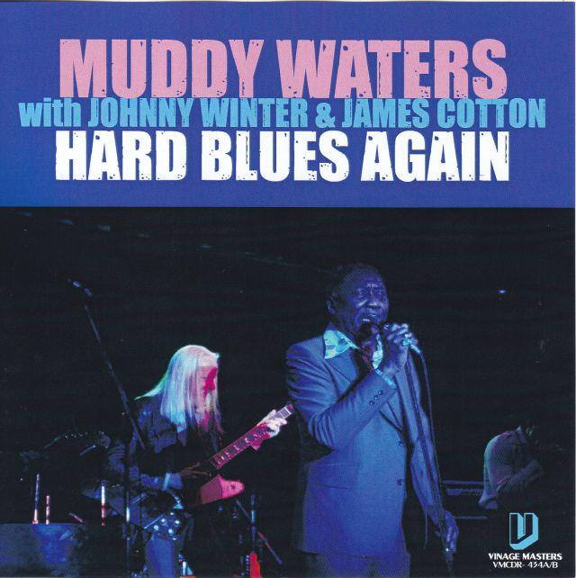 Muddy Waters Hard Blues Again 2cdr Giginjapan
