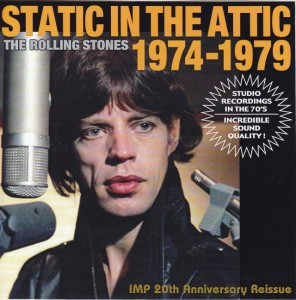 Rolling Stones Static In The Attic 1974 1979 1cd