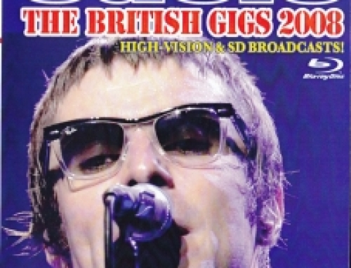 Oasis / The British Gigs 2008 / 1 Blu Ray R