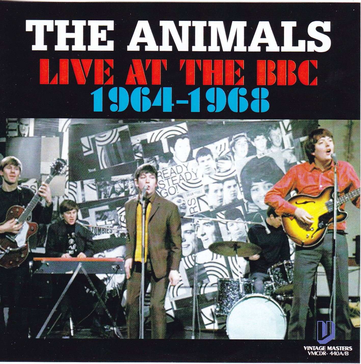 animals live at the bbc 1964 1968 2cdr giginjapan