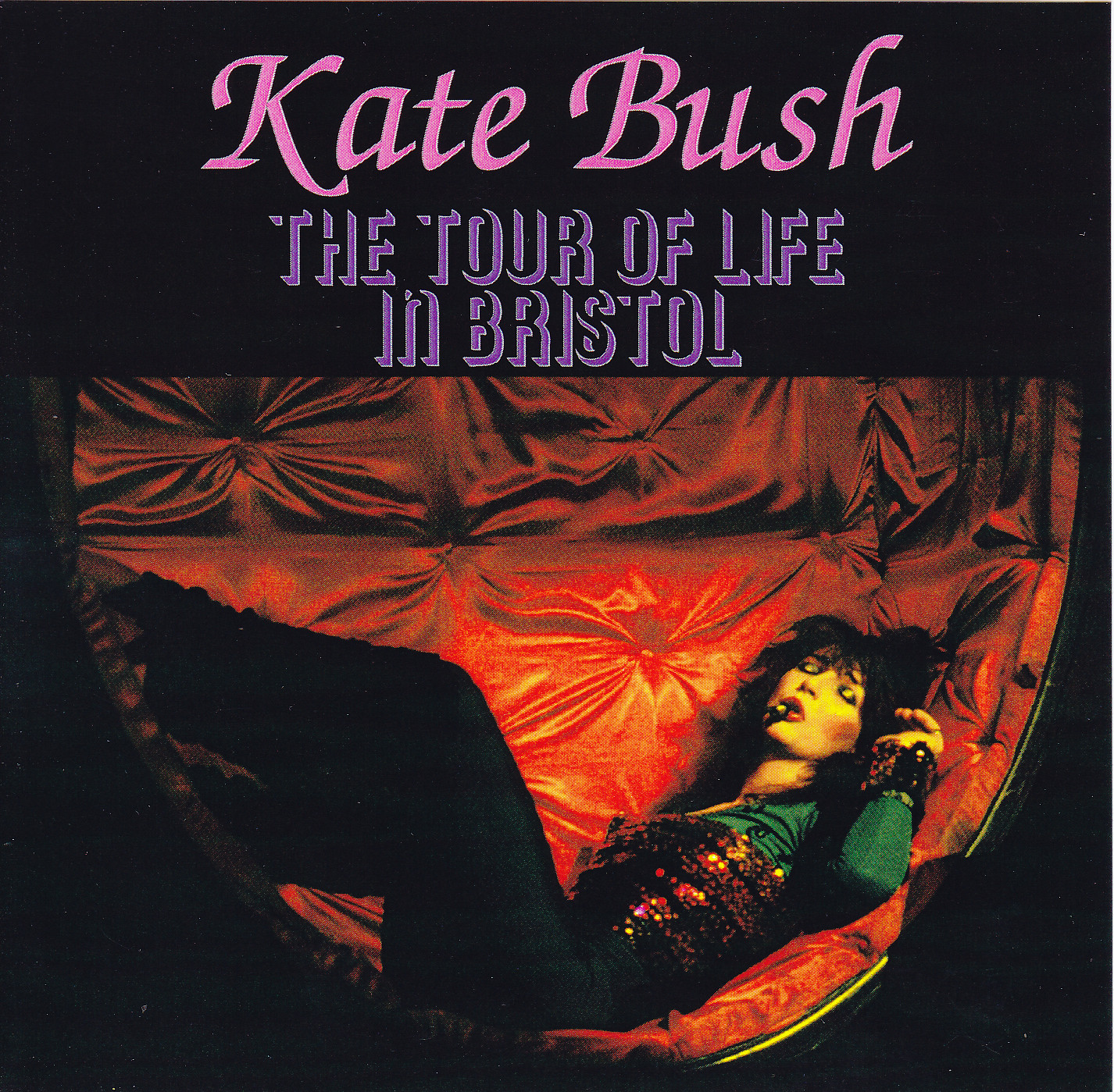 kate bush the tour of life in bristol 2cdr giginjapan