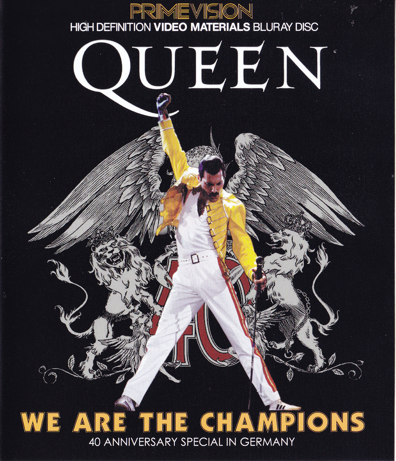 Queen We Are The Champions 2blu Ray R Giginjapan