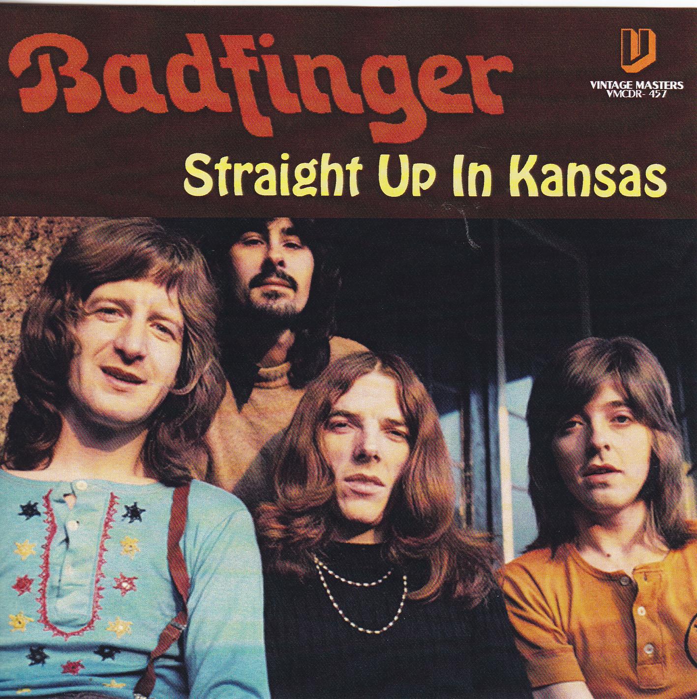Badfinger Straight Up In Kansas 1cdr Giginjapan