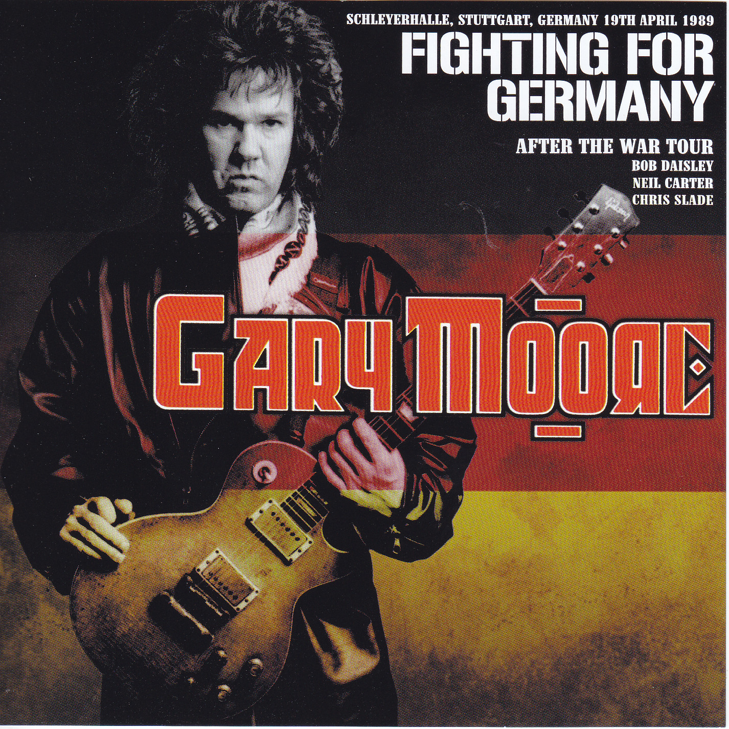 Gary Moore Kuolinsyy