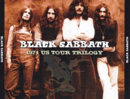 Black Sabbath / 1971 US Tour Trilogy / 3CDR