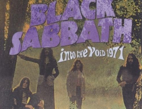 Black Sabbath / Into The Void 1971 / 2CDR