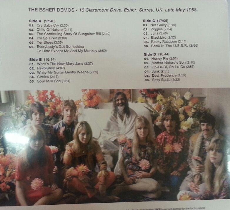 Beatles The Esther Demos 2 Coloured Lp Giginjapan