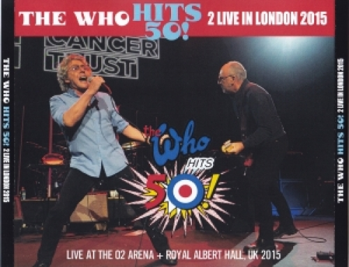 Who / Hits 50 2 Live In London 2015 / 4CDR