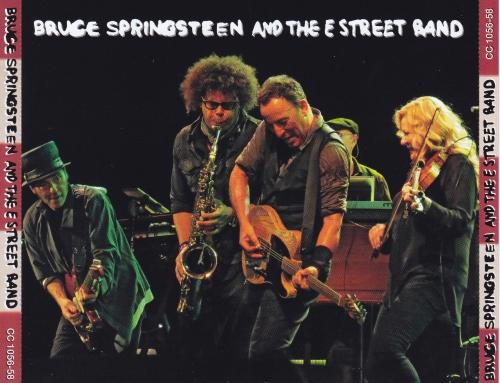 Bruce Springsteen / & The E Street Band / Stockholm Wrecking Ball Box / 9CD Box Set