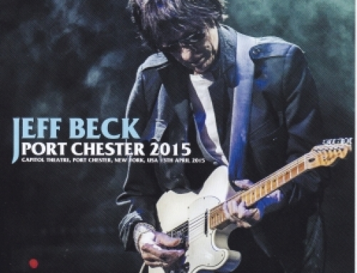 Jeff Beck / Port Chester 2015 / 2CD