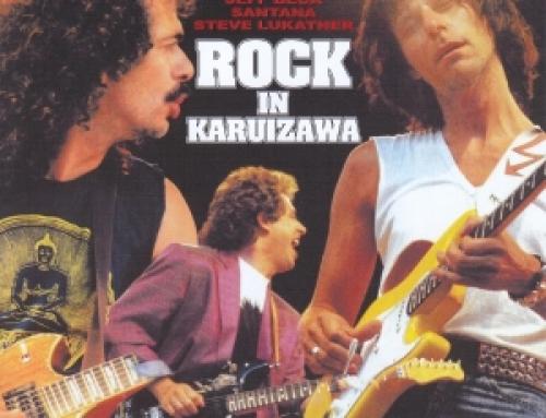 Jeff Beck With Santana & Steve Lukather / Sound Market 86 Rock In Karuizawa / 2DVDR