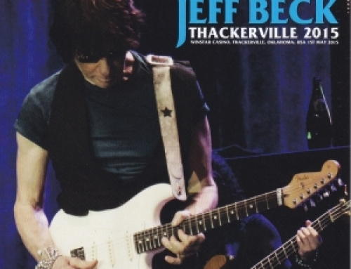 Jeff Beck / Thackerville 2015 / 1CD