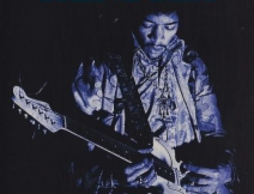 Jimi Hendrix / French TV Archives 1967-1972 / 1DVDR