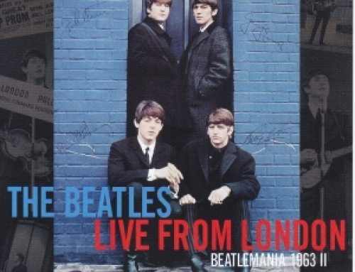 Beatles / Live From London Beatlemania 1963 II / 1CD+1DVD