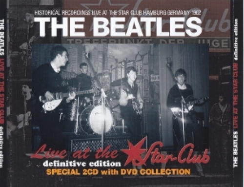 Beatles / Live At The Star Club Definition Edition / 2CD+1DVD