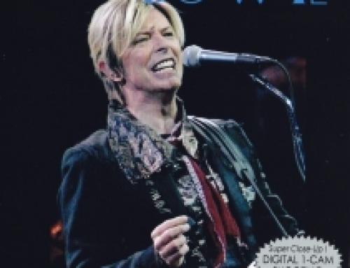 David Bowie / Jones Beach 2004 / 1DVDR