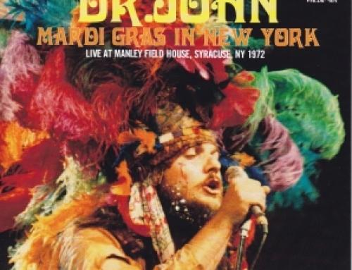 Dr John / Mardi Gras In New York / 1CDR