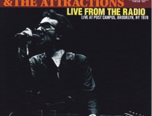 Elvis Costello / Live From The Radio / 1CDR
