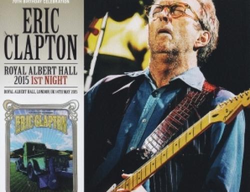 Eric Clapton / Royal Albert Hall 2015 1st Night / 2CD