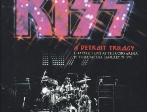 KISS / A Detroit Trilogy / 1CD Digipak