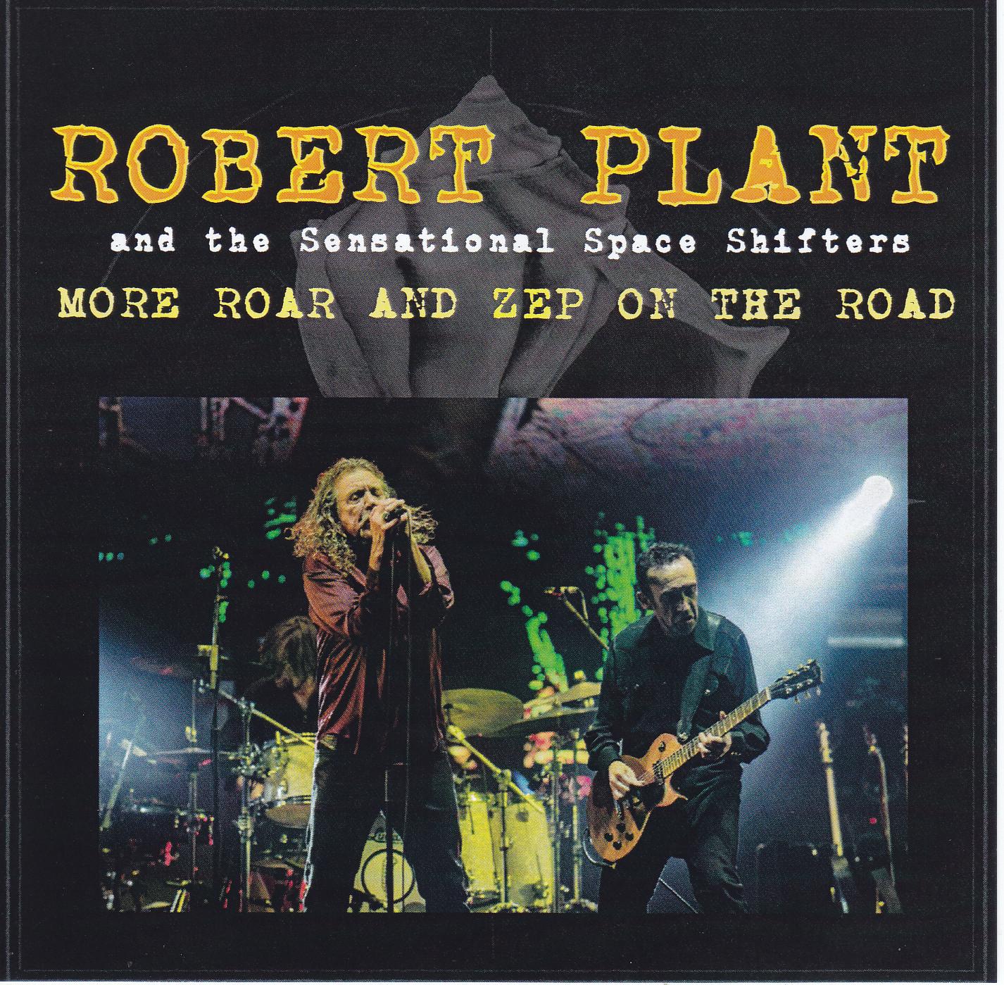 Robert plant most high