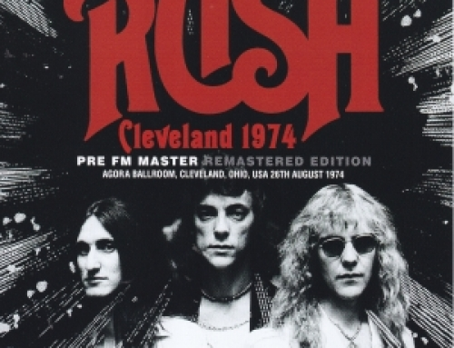 Rush / Cleveland 1974 Pre FM Master Remastered Edition /1CD