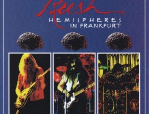 RUSH / Hemispheres In Frankfurt / 2CD