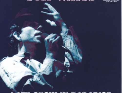 Tom Waits / Late Show In Paradise / 1CDR