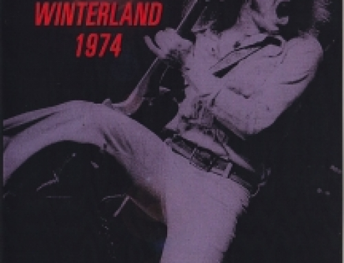 Yesterday & Today / Winterland 1974 / 1DVDR
