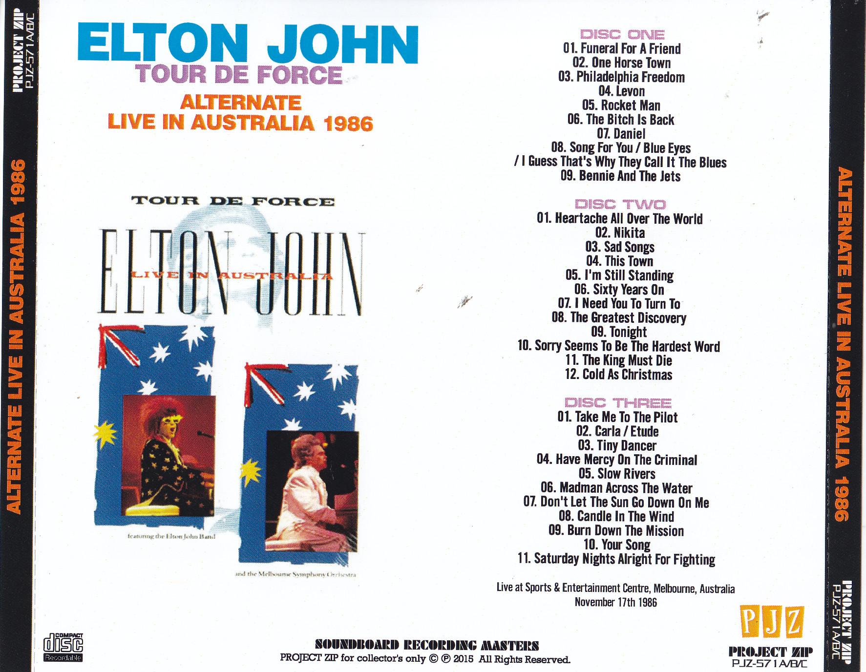 elton john melbourne - photo #42