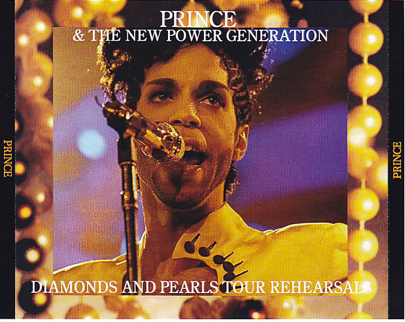 Prince Amp The New Power Generation Diamonds And Pearls