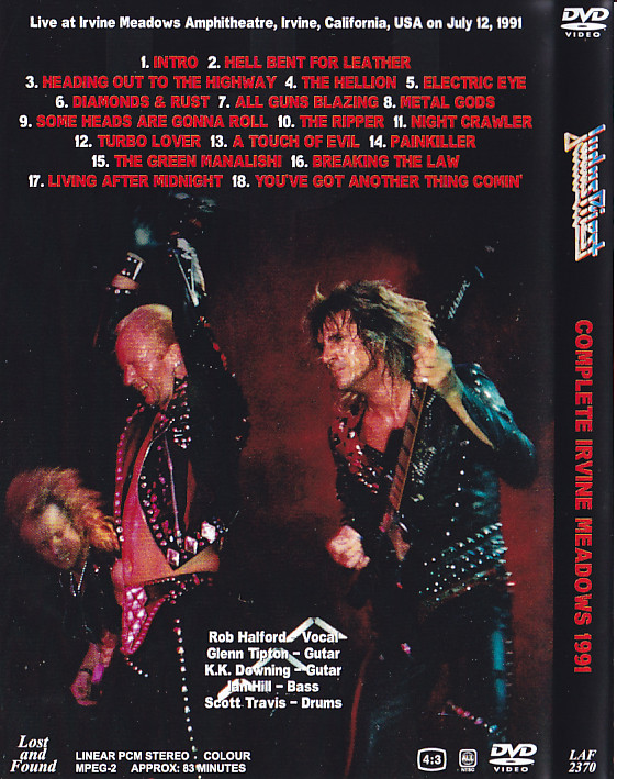 judas priest heading out to the highway guitar pro