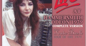 Kate bush live at the hammersmith odeon 1979 remastered edition