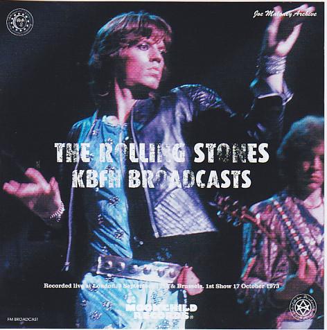 Rolling Stones / KBFH Brodcasts / 3CD – GiGinJapan