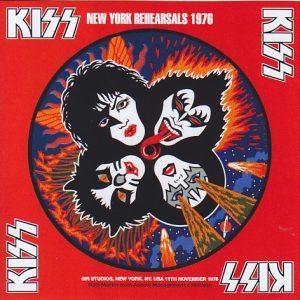kiss new york rehearsals 1976 1cd giginjapan. Black Bedroom Furniture Sets. Home Design Ideas