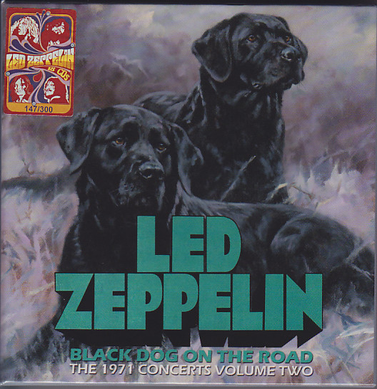 Led Zeppelin / Black Dog On The Road The 1973 Concerts Volume Two