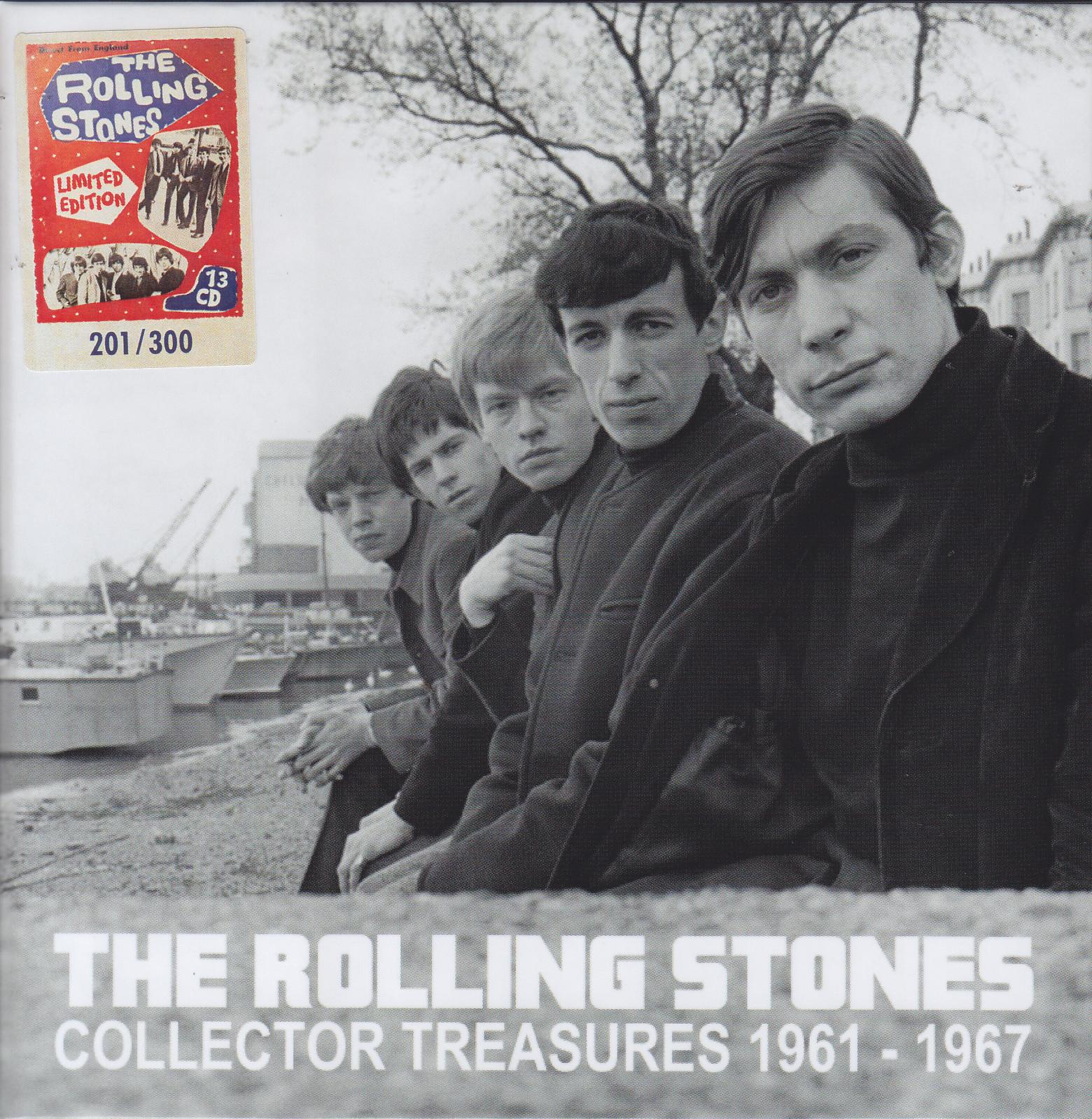 Rolling Stones / Collector Treasures 1961-1967 / 13CD Box