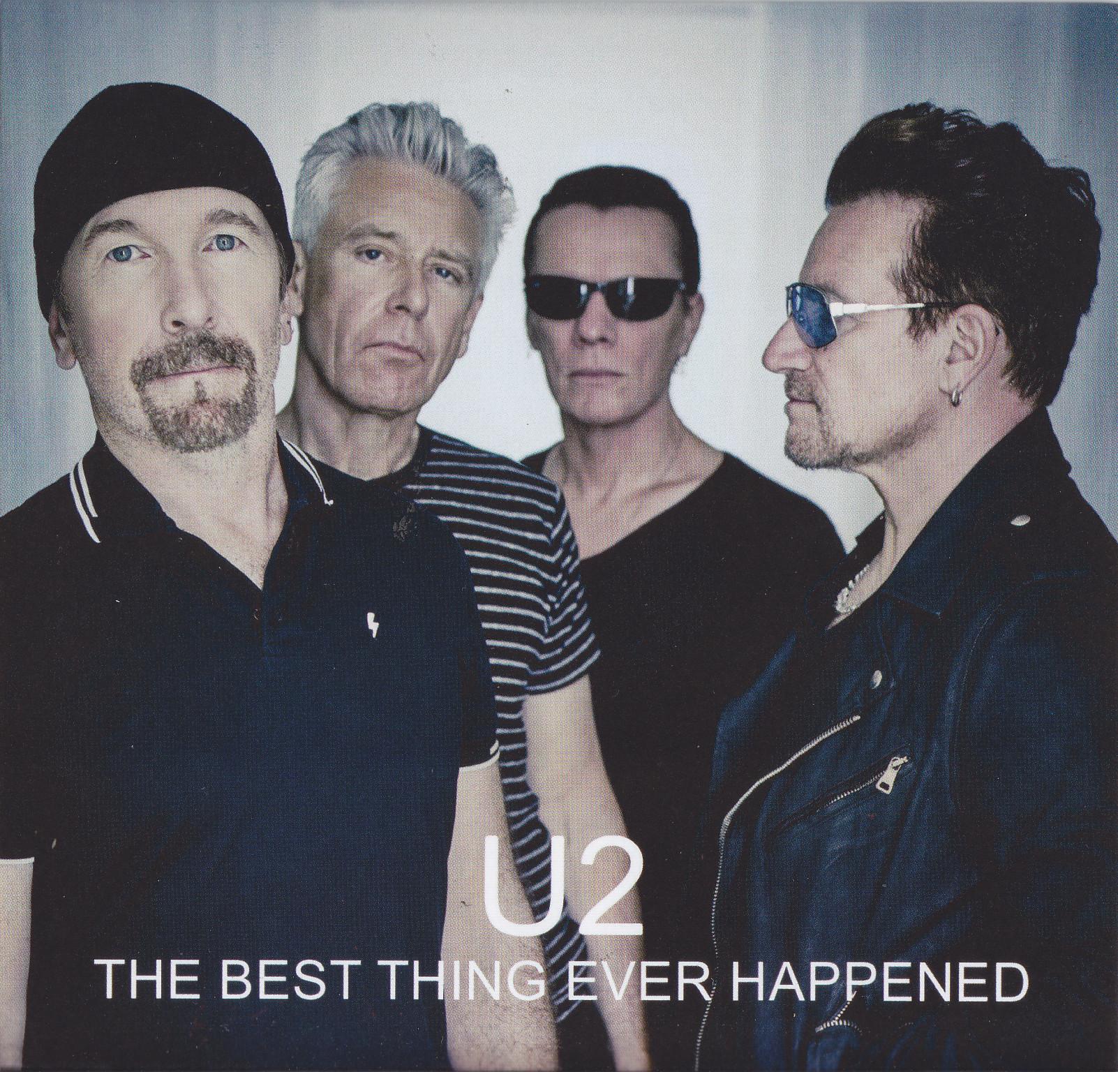 U2 / The Best Thing Ever Happened / 2CD Digipak – GiGinJapan