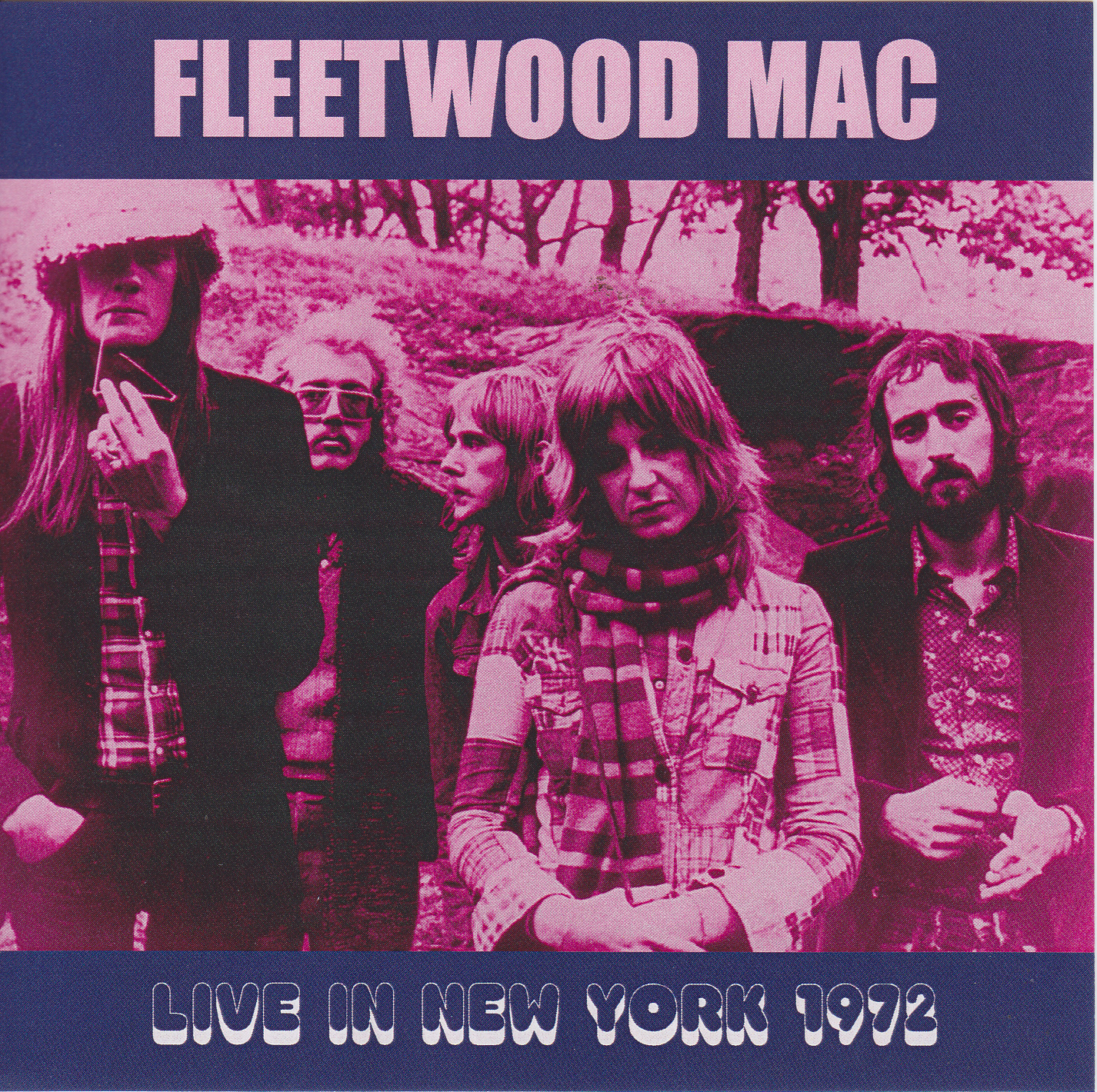 Fleetwood Mac Live In New York 1972 1cdr Giginjapan