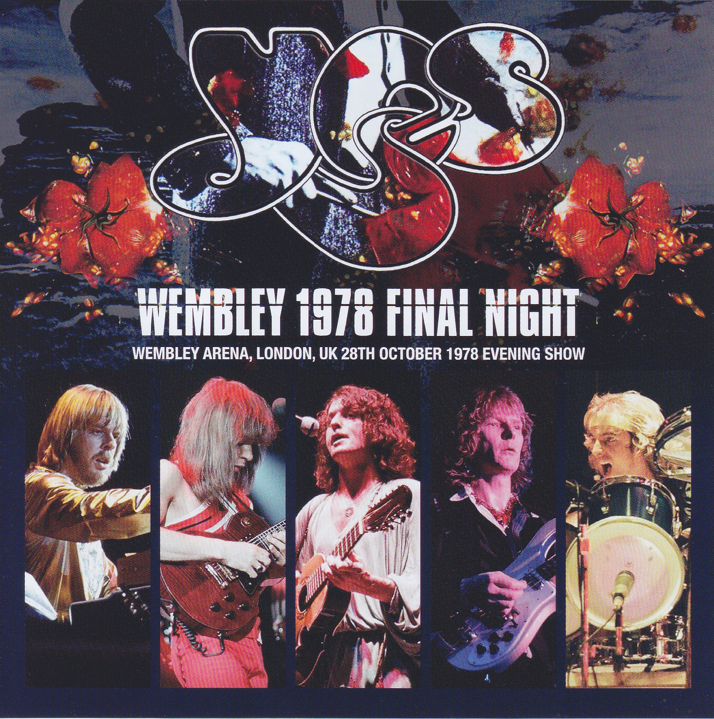 yes wembley 1978 final night 2cd giginjapan