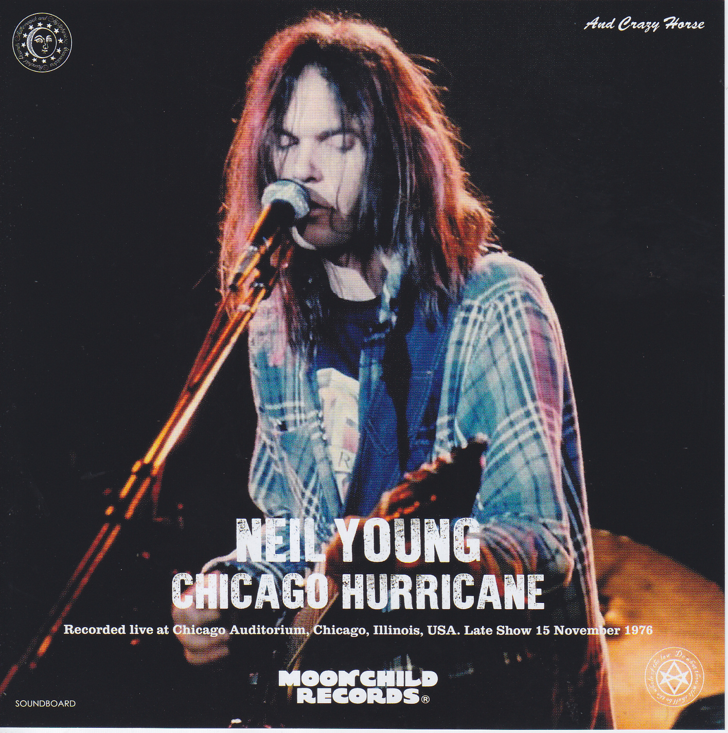 Neil Young / Chicago Hurricane / 2CD – GiGinJapan