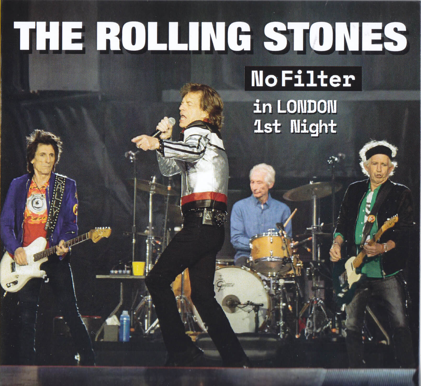 Rolling Stones / No Filter In London 1st Night 2018 / 2CD