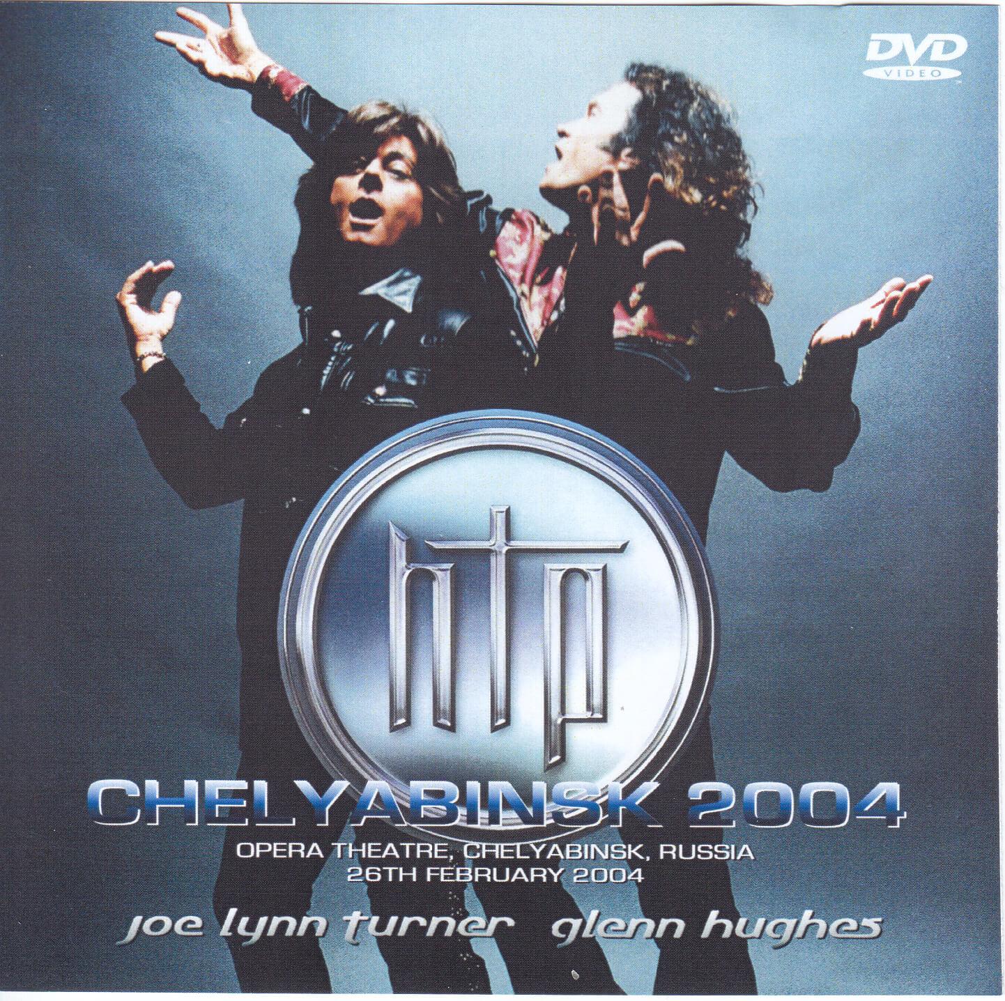 Glenn Hughes & Joe Lynn Turner / Made In Moscow / 1CD