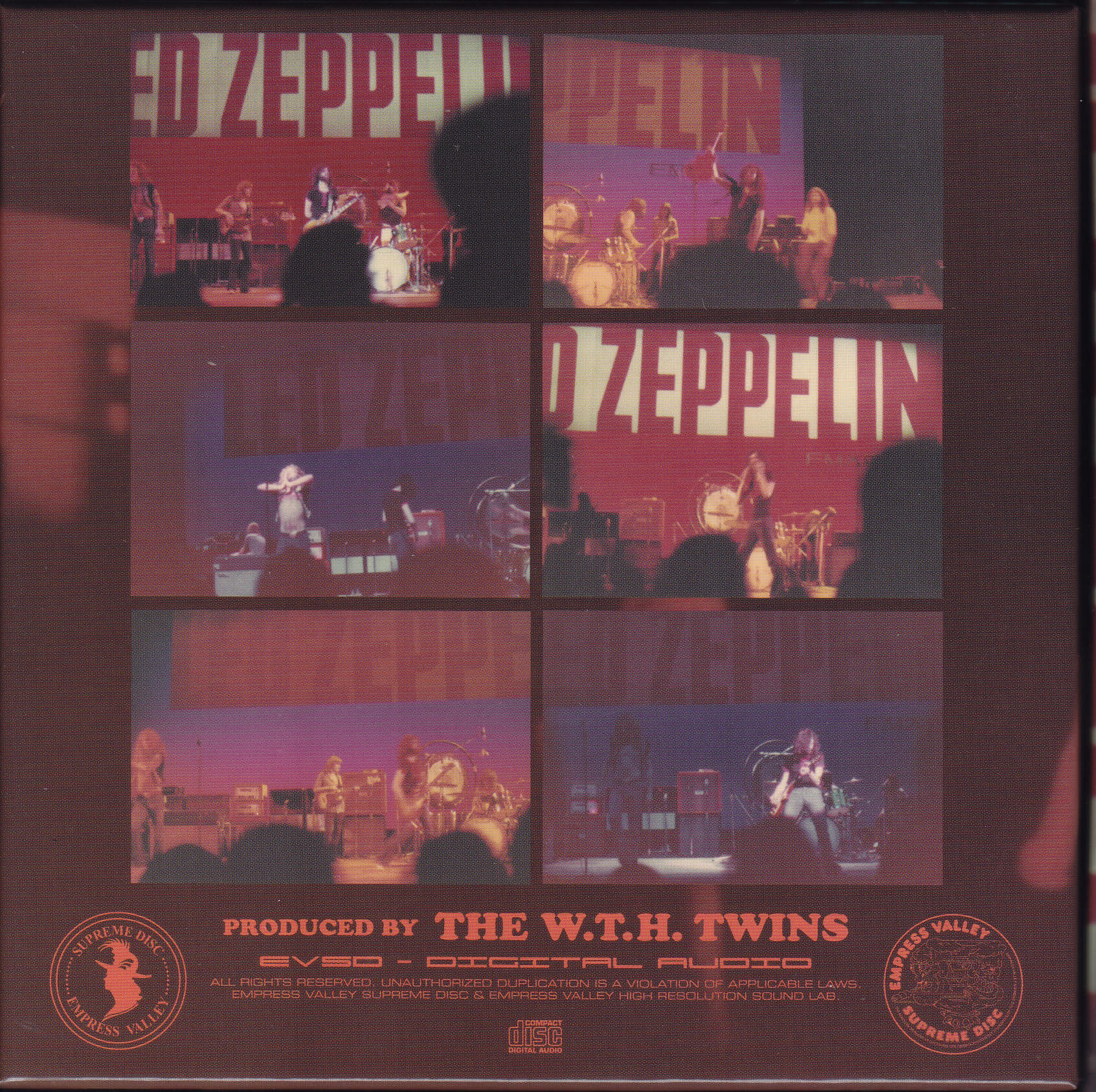 Led Zeppelin / How The East Was Won / 2CD Box Set – GiGinJapan