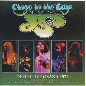 YES / Definitive Osaka 1973 Unreleased Master / 2CD – GiGinJapan