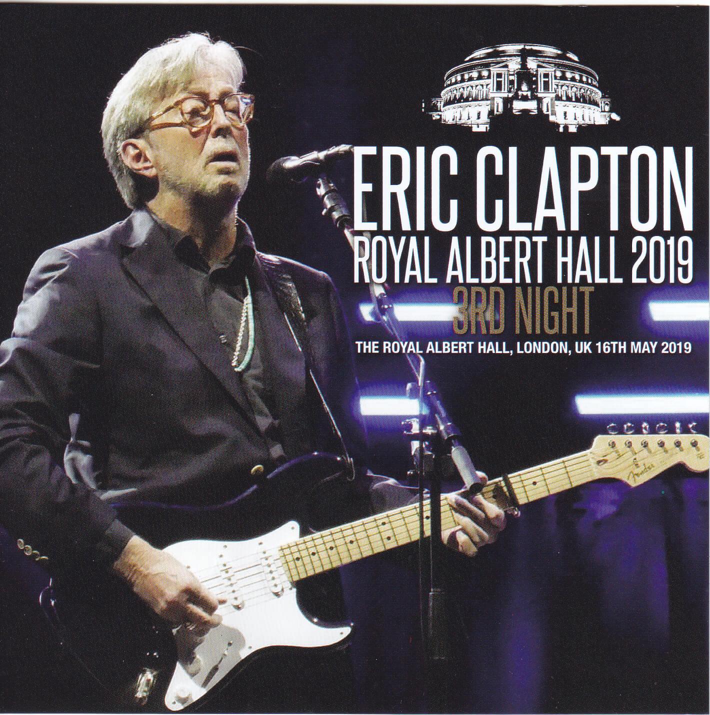 Eric Clapton 2019