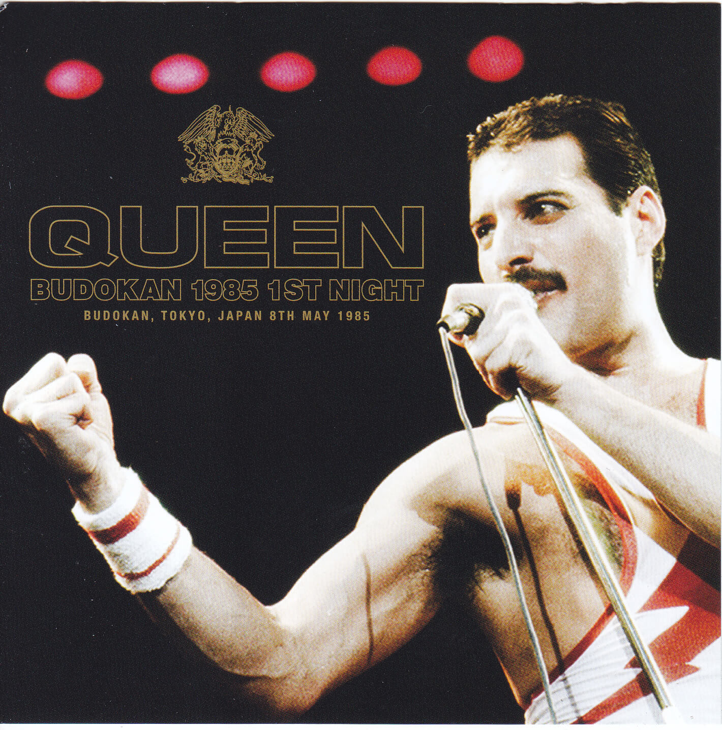 Queen / Budokan 1985 1st Night / 2CD – GiGinJapan